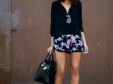 18-chic-ways-to-rock-printed-shorts-this-summer-17