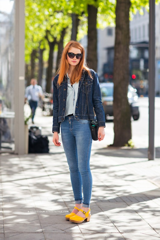 Picture Of fresh ways to style your basic skinny jeans  16