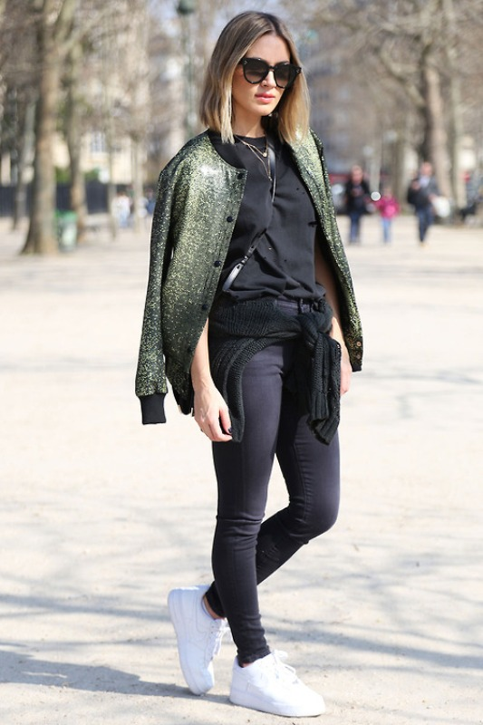 Picture Of perfect looks with platform sneakers to get inspired  11