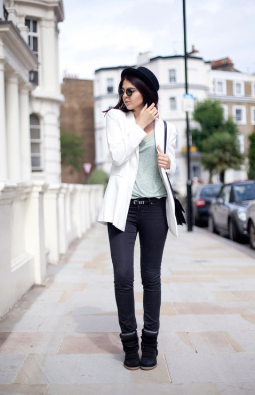 Picture Of perfect looks with platform sneakers to get inspired  13