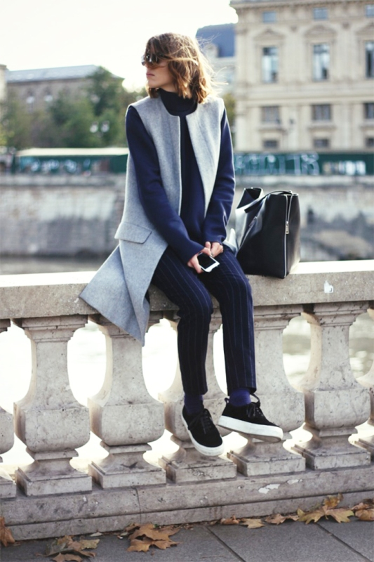 Picture Of perfect looks with platform sneakers to get inspired  15