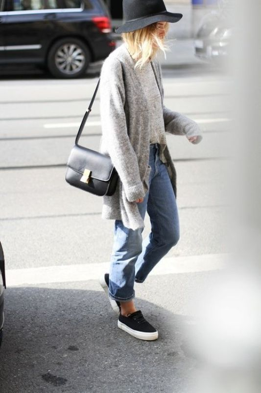 Picture Of perfect looks with platform sneakers to get inspired  6
