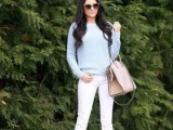 18-pretty-ways-to-transition-your-white-jeans-for-fall-10