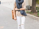 18-pretty-ways-to-transition-your-white-jeans-for-fall-11