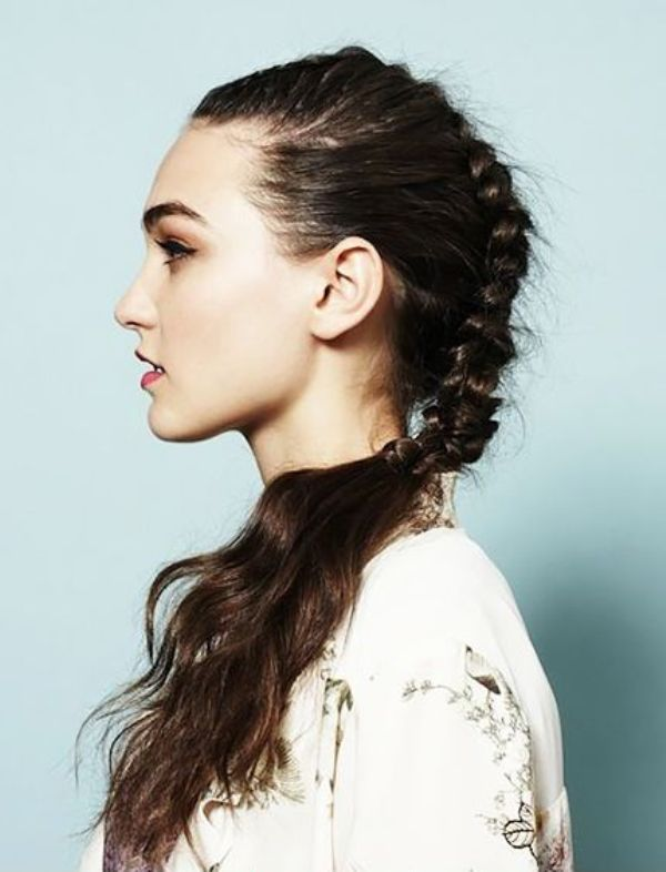 Picture Of stylish and fuss free hairstyles for every workout  10