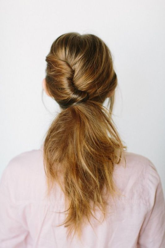Picture Of stylish and fuss free hairstyles for every workout  14