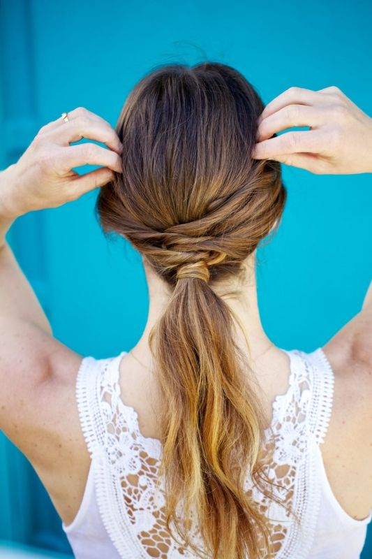 Picture Of stylish and fuss free hairstyles for every workout  3