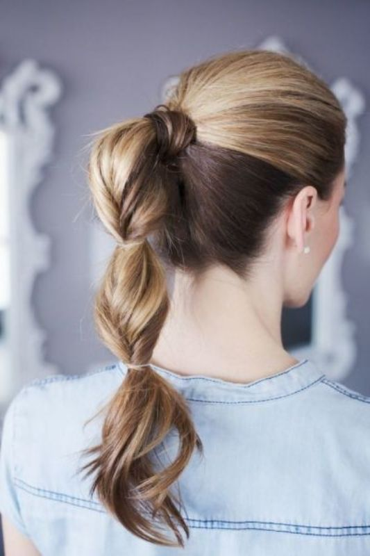 Picture Of stylish and fuss free hairstyles for every workout  4