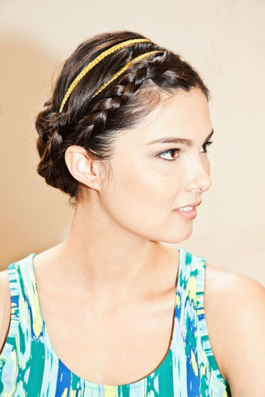 Picture Of stylish and fuss free hairstyles for every workout  8