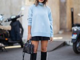 19-beautiful-sweater-and-skirt-combinations-for-fall-3
