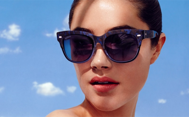 Picture Of cool sunglasses for oval face type  16