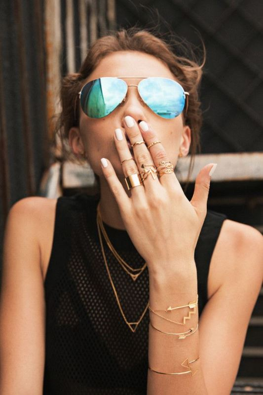 Picture Of cool sunglasses for oval face type  9