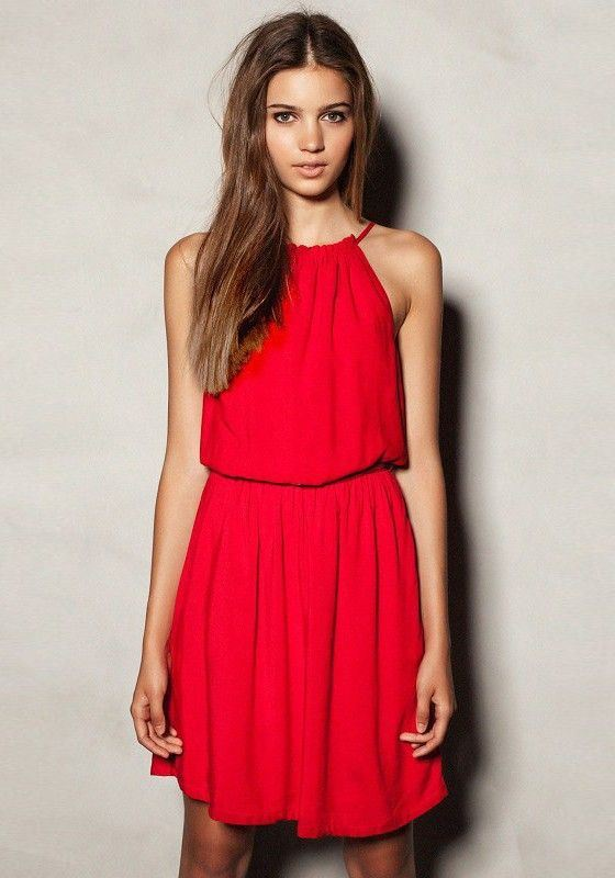 Picture Of romantic and refined dresses for a valentines day  10