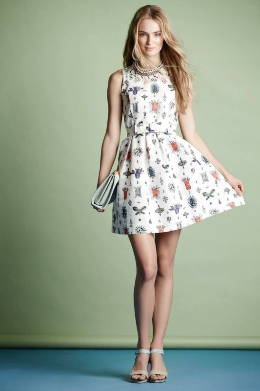 Picture Of romantic and refined dresses for a valentines day  12