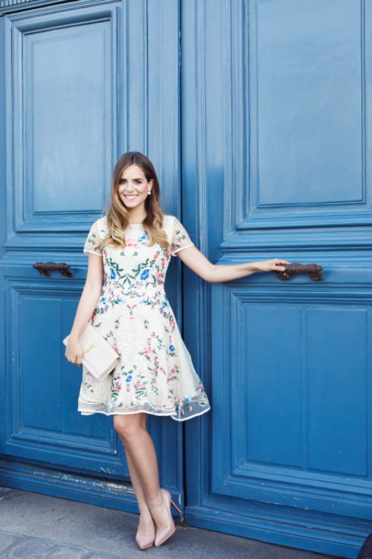 Picture Of romantic and refined dresses for a valentines day  14