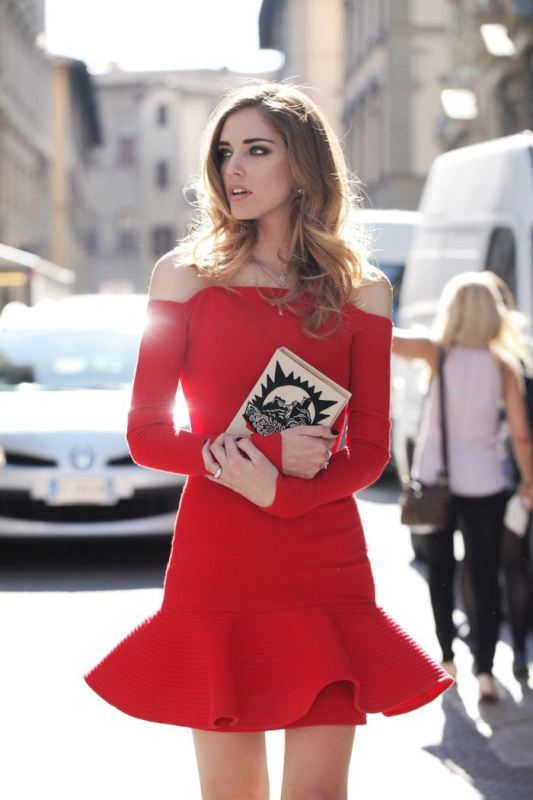 Picture Of romantic and refined dresses for a valentines day  16
