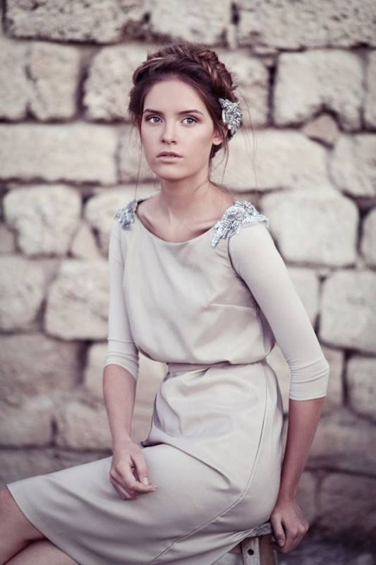 Picture Of romantic and refined dresses for a valentines day  17