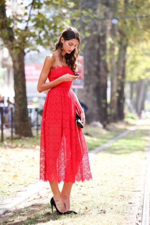 Romantic And Refined Dresses For Valentine's Day