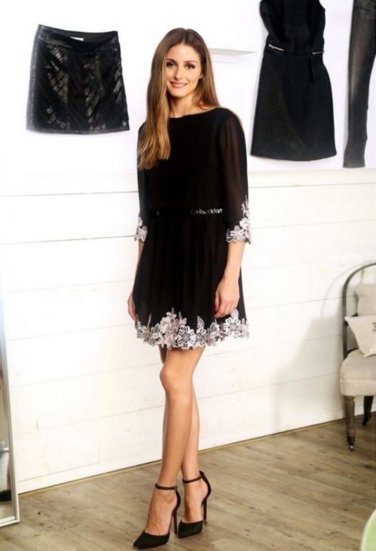 Picture Of romantic and refined dresses for a valentines day  8