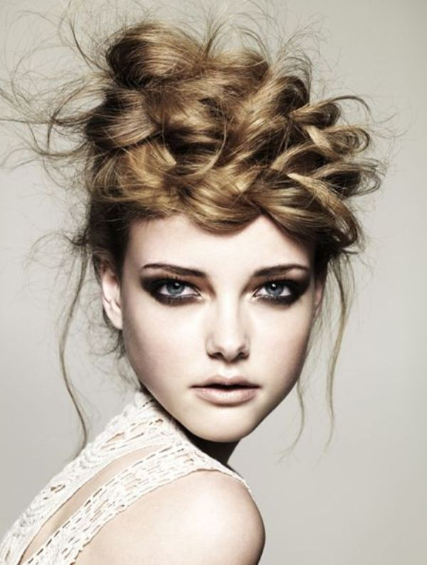 Of spooky yet chic and stylish halloween hairstyles ideas 13