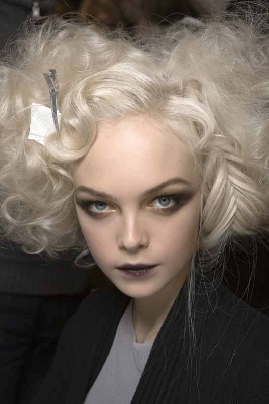 Picture Of spooky yet chic and stylish halloween hairstyles ideas  14