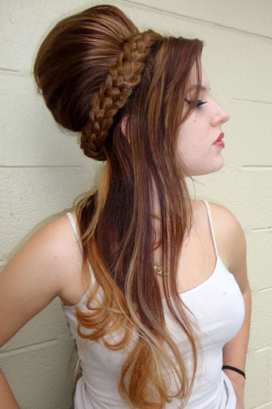 Of spooky yet chic and stylish halloween hairstyles ideas 16