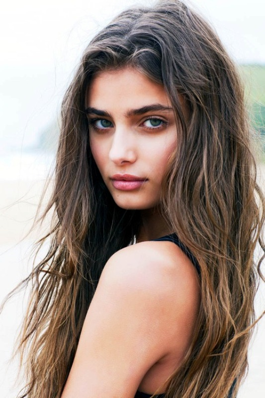 Picture Of stylish and beach worthy summer hairstyles  1