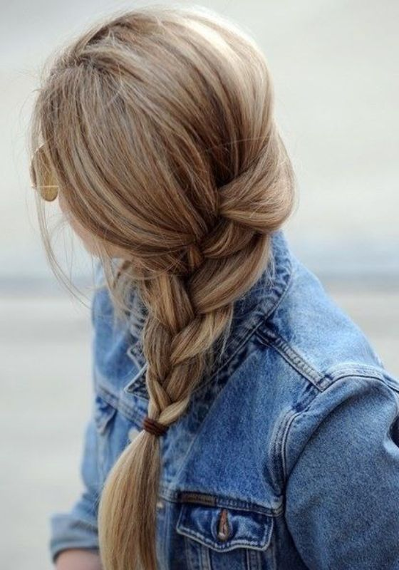 Picture Of stylish and beach worthy summer hairstyles  17