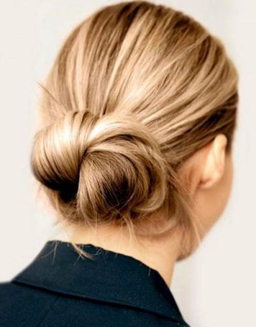 19 Stylish Pulled Back Hairstyles For Long Locks Styleoholic