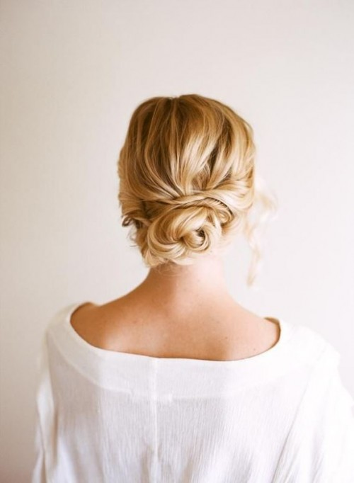 Stylish Pulled Back Hairstyles For Long Locks