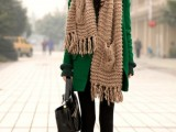 20 Amazing Oversized Scarves For Fall And Winter13