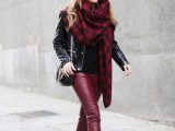 20 Amazing Oversized Scarves For Fall And Winter15
