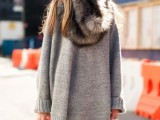 20 Amazing Oversized Scarves For Fall And Winter18