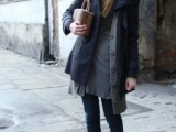 20 Chic Fall Outfits With Berets10