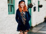 20 Chic Fall Outfits With Berets13