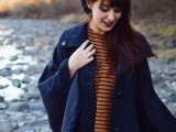 20 Chic Fall Outfits With Berets15
