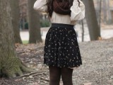 20 Chic Fall Outfits With Berets16