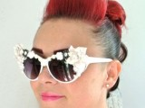 20 Cool Embellished Sunglasses To Try This Season20