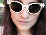 20 Cool Embellished Sunglasses To Try This Season9