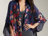 20 Cool Outfits With A Kimono Jacket For This Summer5