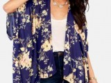 20 Cool Outfits With A Kimono Jacket For This Summer9