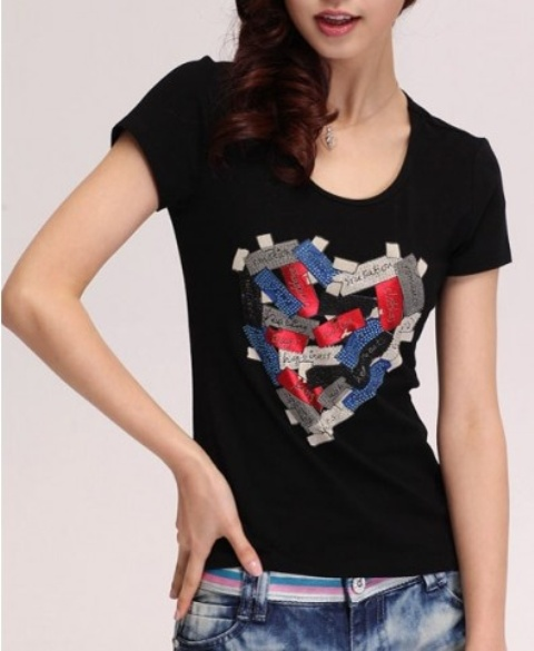 Picture Of Ideas Of Heart Print Shirts For Valentine's Day 13