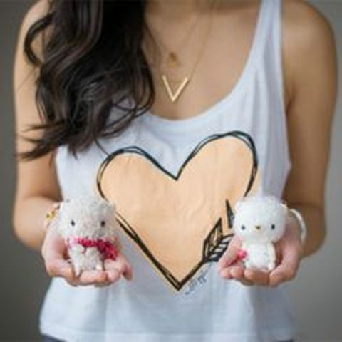 Picture Of Ideas Of Heart Print Shirts For Valentine's Day 14