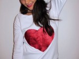 20 Ideas Of Heart Print Shirts For Valentine's Day3