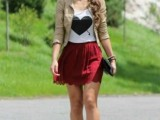 20 Ideas Of Heart Print Shirts For Valentine's Day4