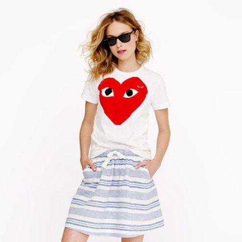 Picture Of Ideas Of Heart Print Shirts For Valentine's Day 7
