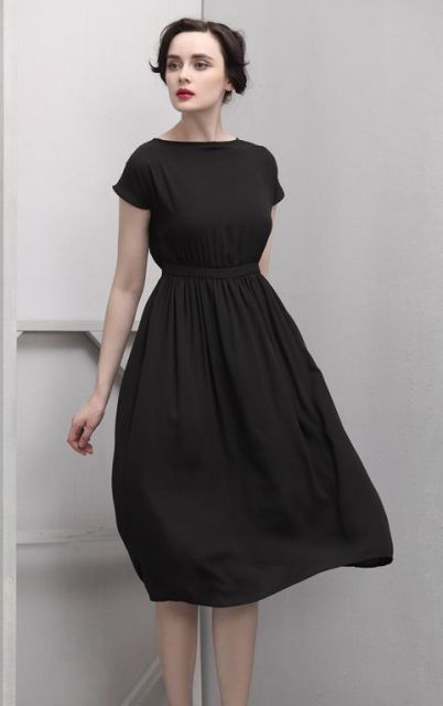 Ideas Of A Little Black Dress For A Valentine's Day Date