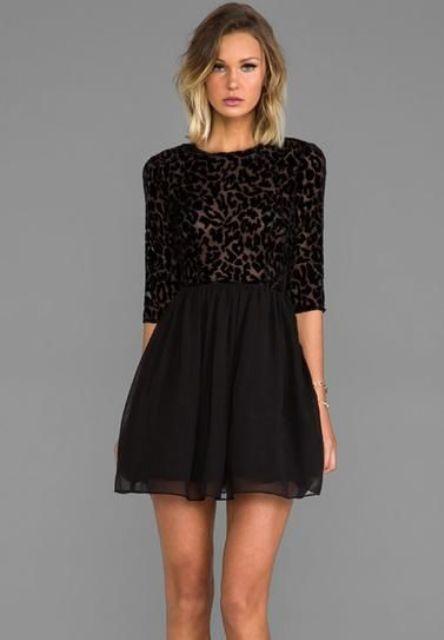 Little Black Dresses For Weddings 65 Beautiful Ideas Of A Little