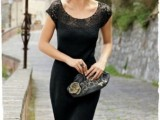 20 Ideas Of Little Black Dress For Valentine's Day Date17