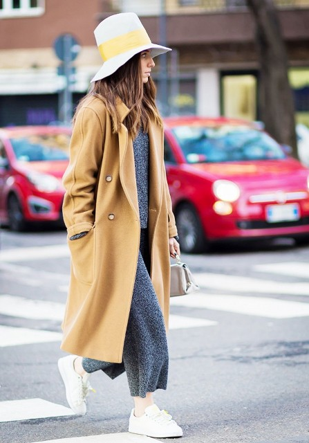Picture Of Interesting Layering Combinations That Won't Look Bulky 10